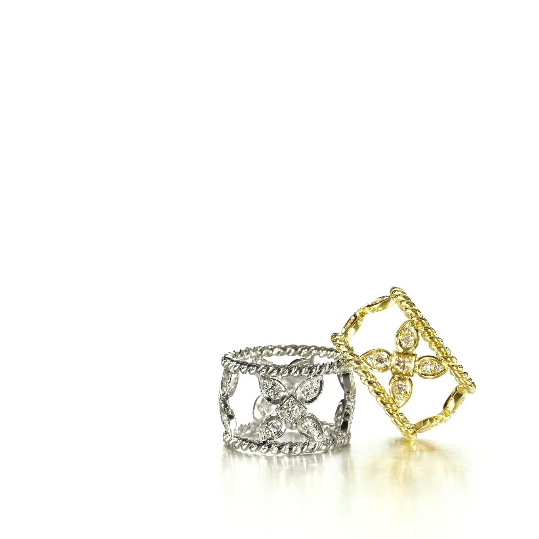 Sevilla Rings