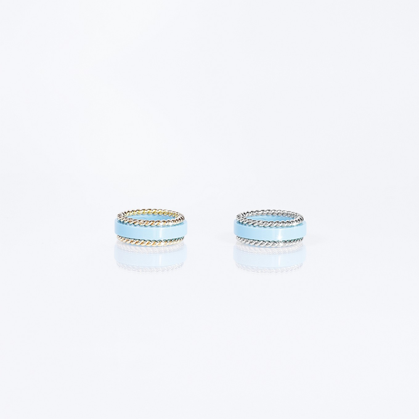 HARDSTONE & BRAIDED BANDS IN STERLING SILVER & GOLD. STERLING SILVER BANDS, HARDSTONE BANDS.  GOLD BANDS