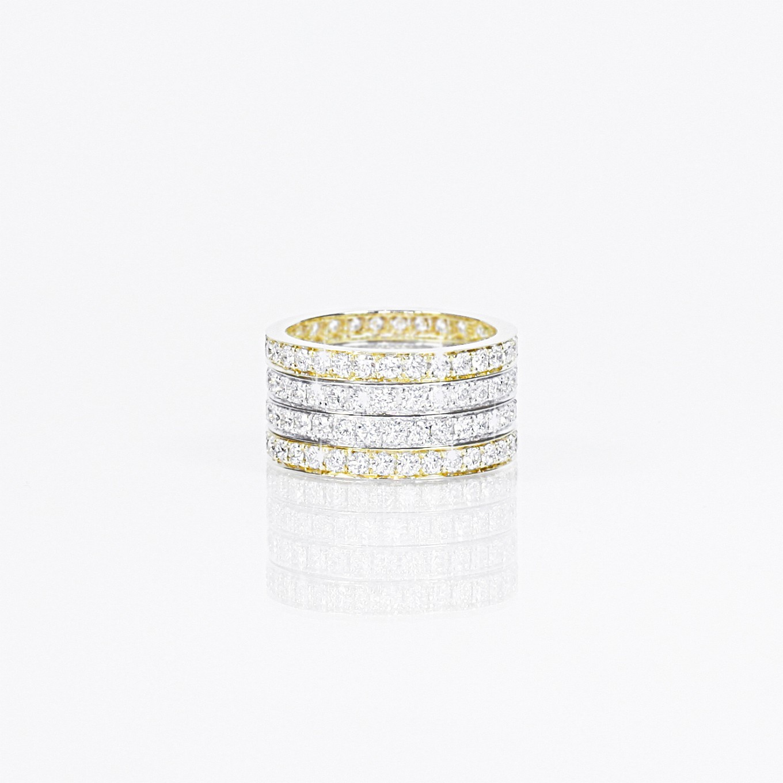 DIAMOND  ETERNITY STACKING RINGS